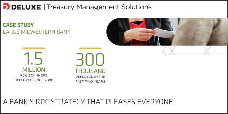 A Bank's RDC Hardware Strategy That Pleases Everyone [Case Study]